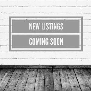 Other - New listings coming this week!